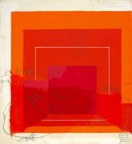 Josef Albers in America: A Peek Behind the Color Curtain