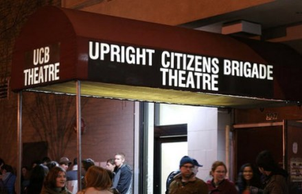 Laughing Your A** Off  At the Upright Citizens Brigade