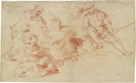 Renaissance Venice: Drawings from the Morgan