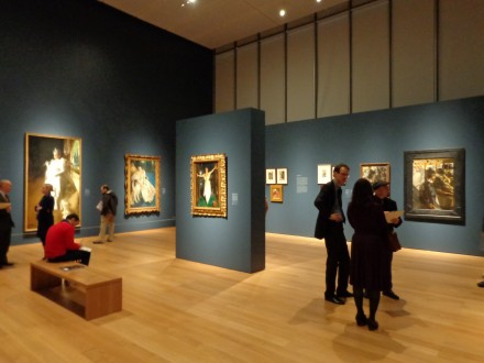 """Anders Zorn: A European Artist Seduces America"" at the Isabella Stewart Gardner Museum"