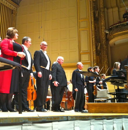 Boston Symphony Orchestra's 132nd Season