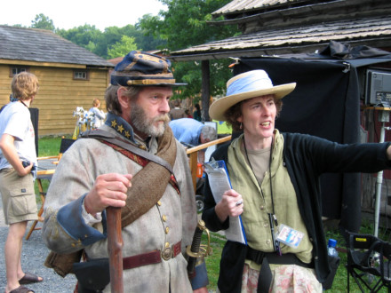 Recreating What's Lost: Pamela Mason Wagner on Shooting Reenactments