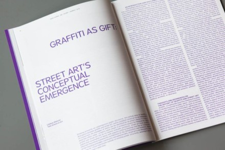 """Graffiti as Gift: Street Art's Conceptual Emergence"""