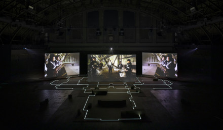 """School of Art's Hito Steyerl collaborates across Yale for latest exhibition"""